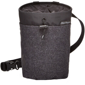Black Diamond Gym Chalk Bag Smoke